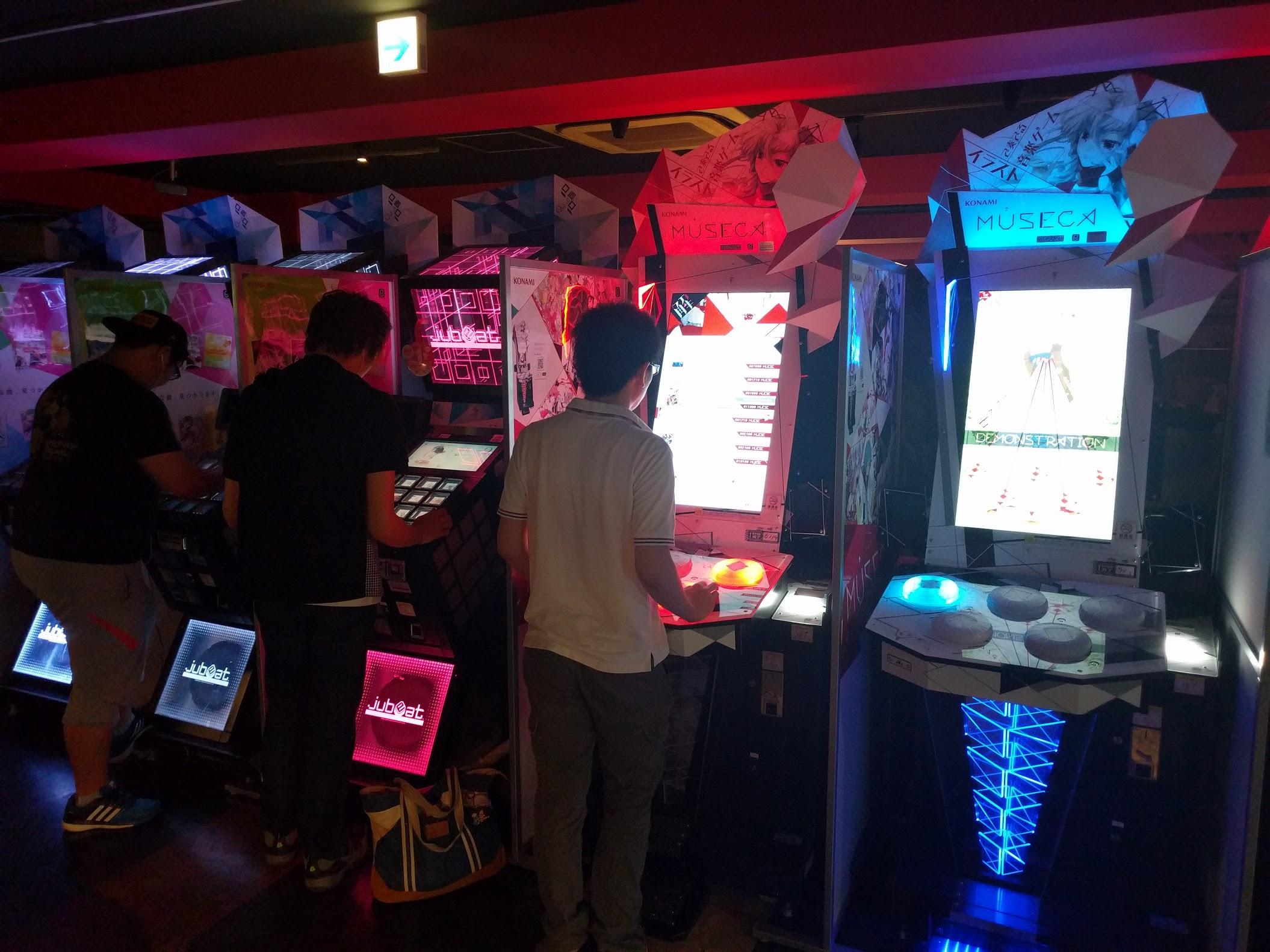 Arcade Roundup   outerakiba